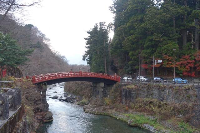 Shin-kyo bridge