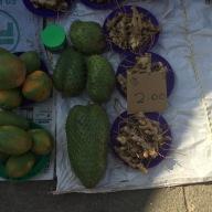 DURIAN stink fruit!