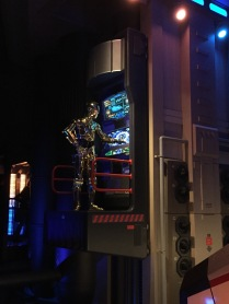 C-3PO: Star Tours ride