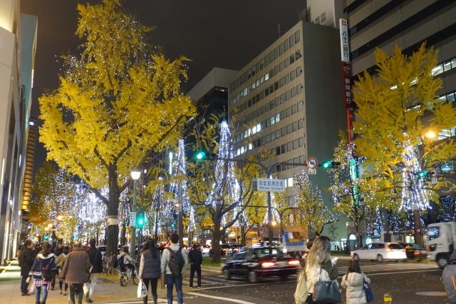 shinsaibashi shopping district