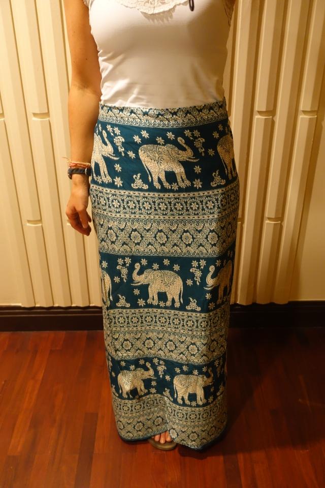 $5 wrap skirt