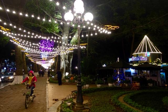 lights @ park