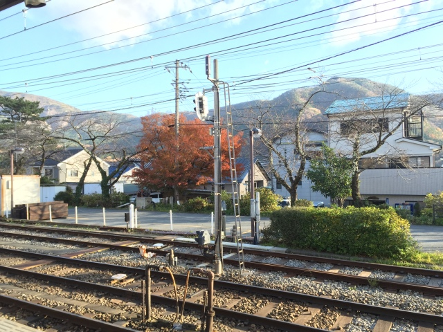 hakone train station