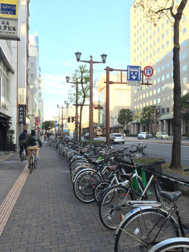 bikes, bikes, biiiikes!