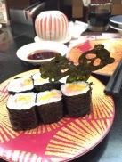 tuna & pickled radish