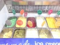 durian flavored ice cream