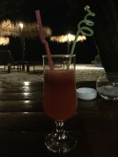 watermelon juice - complimentary:)