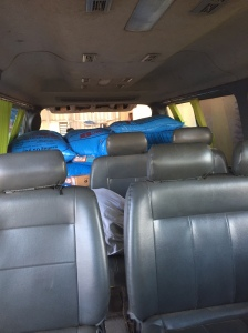 40 bags of fertilizer