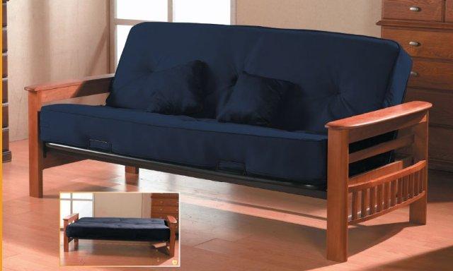 American futon