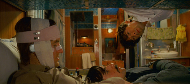 darjeeling limited sleeper