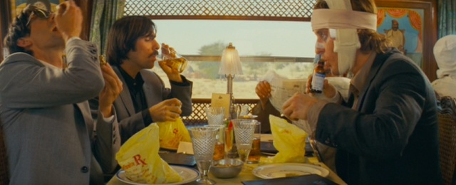 darjeeling dinner