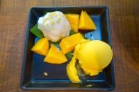 mango sticky rice @ mango tango!