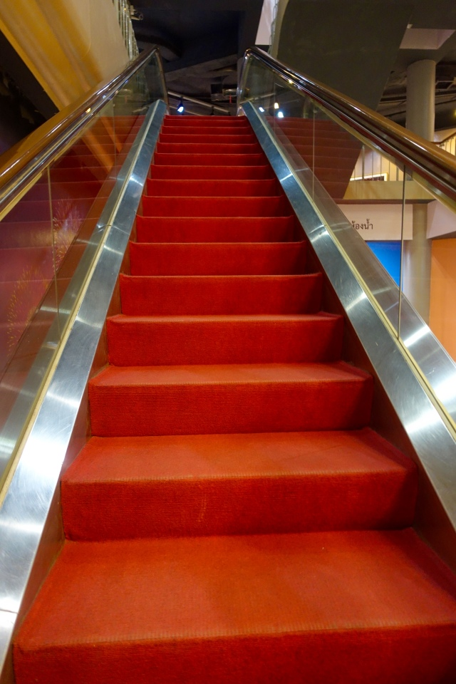 this is not an escalator