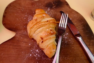 chocolate croissant - REAL!