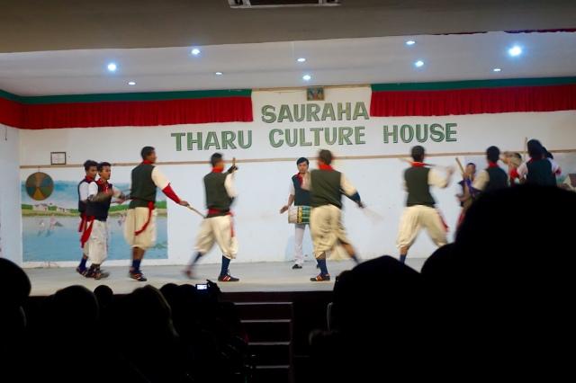 cultural show dance
