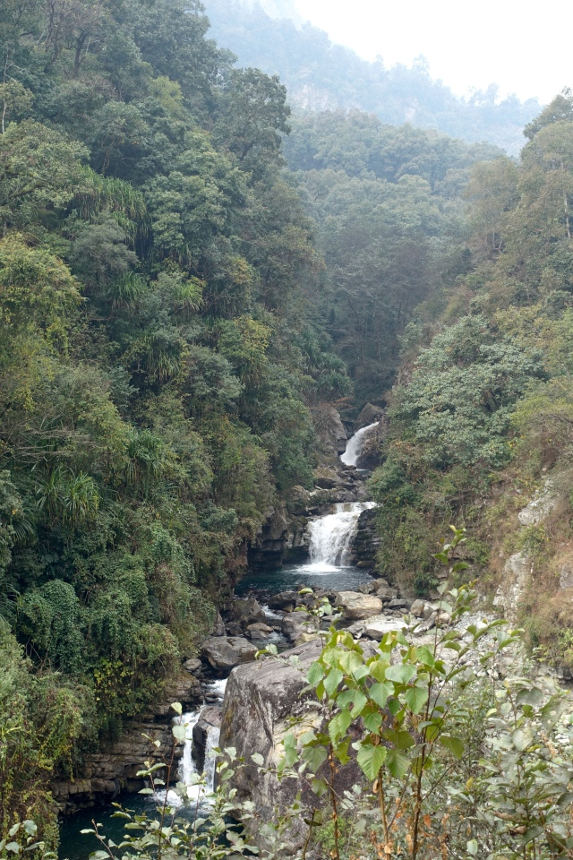 quadruple waterfall