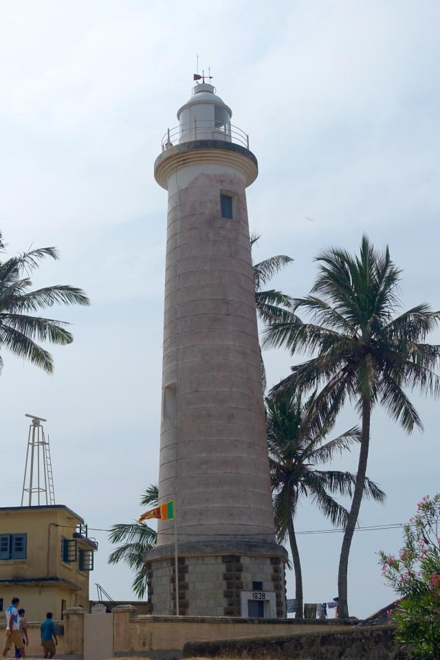 Galle light house