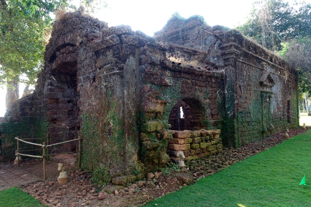 16th century chapel
