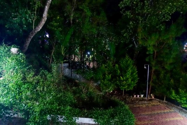 night view - Munnar hotel