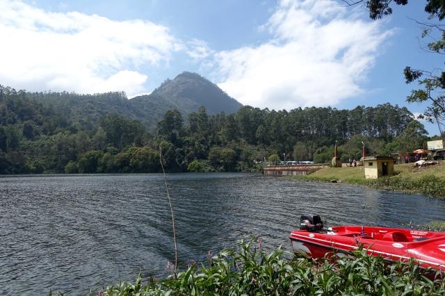kundala dam view