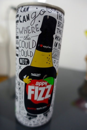 appy fizz! yummy and adorable branding