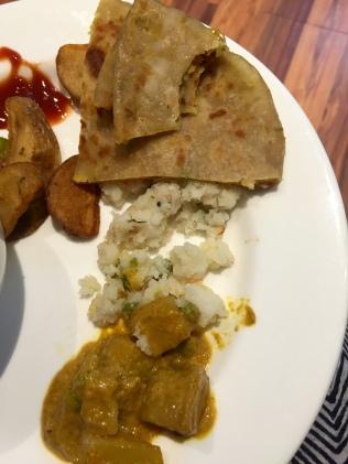 lounge food - Kolkata