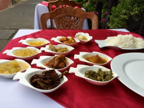 10 kinds of curry!