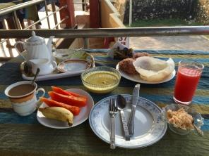 best breakfast I've had on my trip!
