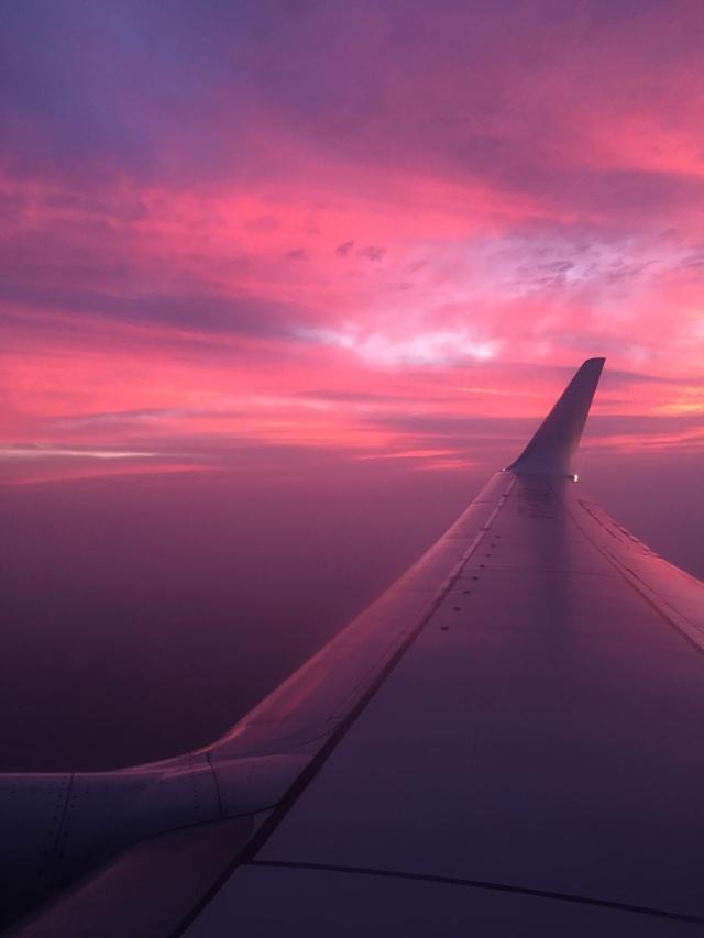 sunrise over mumbai