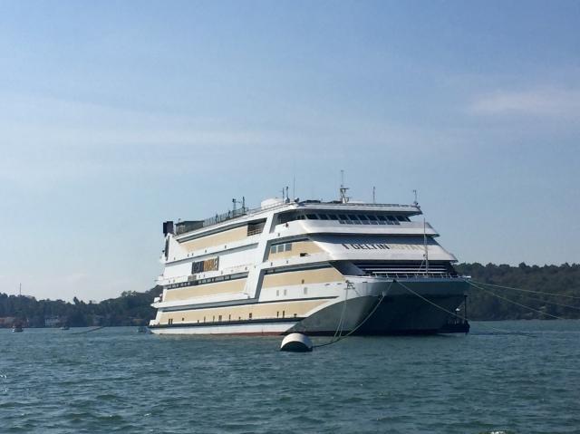 deltin royale boat