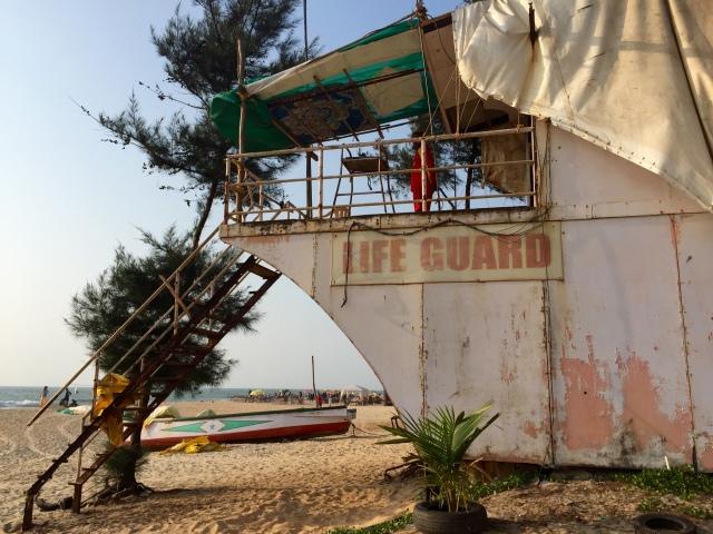 lifeguard shack boat!