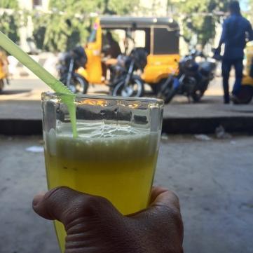 pineapple lime juice