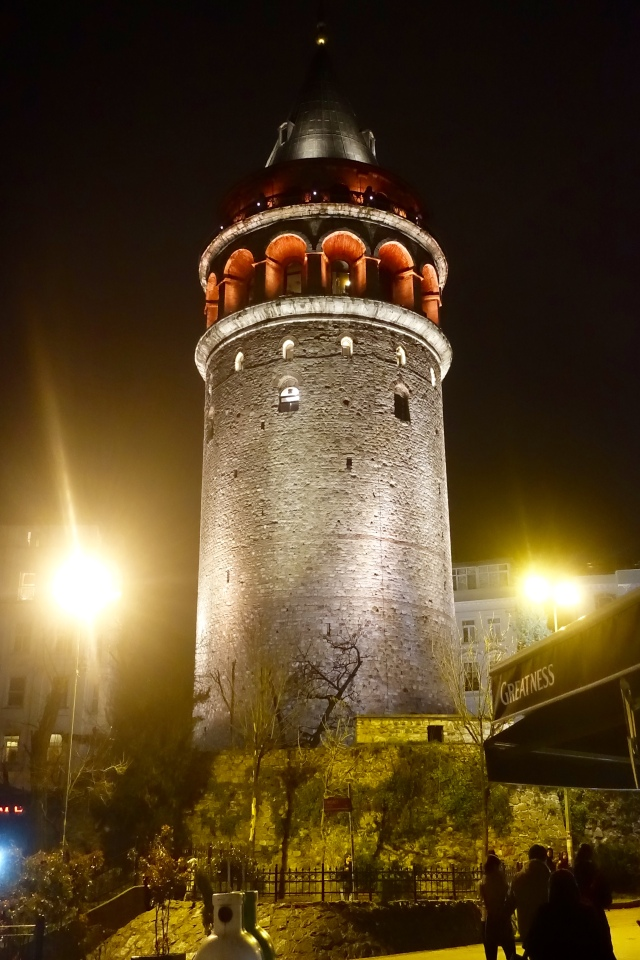 galata tower!