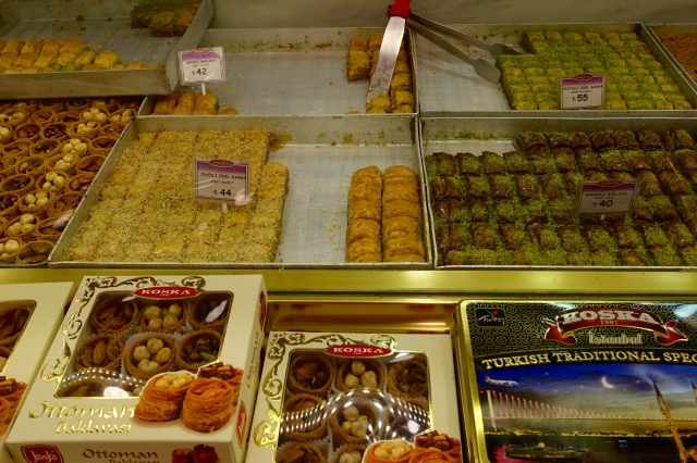random pic of baklava love
