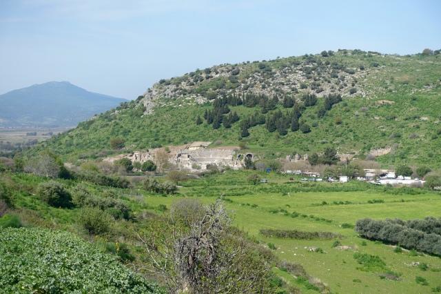 view of ephesus