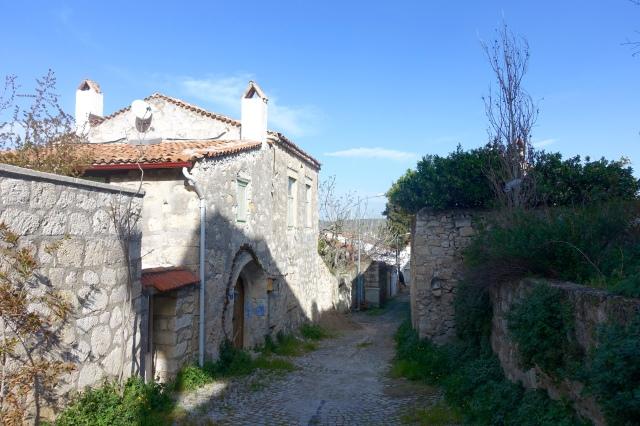 an alacati street