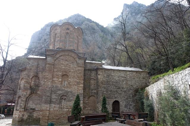 st. andrew's monastery