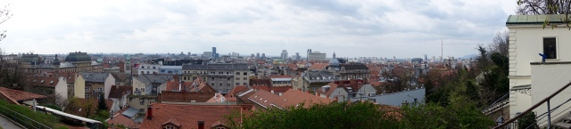 pano over zagreb