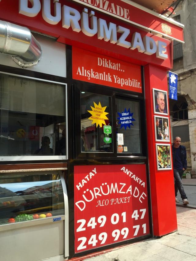 best durum istanbul (tony bourdain thinks so too?)