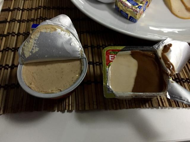 chicken pate & eurocrem = eastern european nutella?