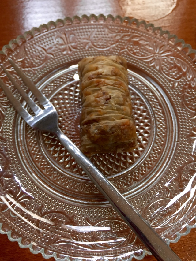 macedonia baklava