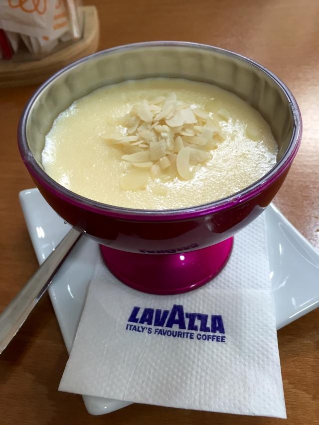 pudding...