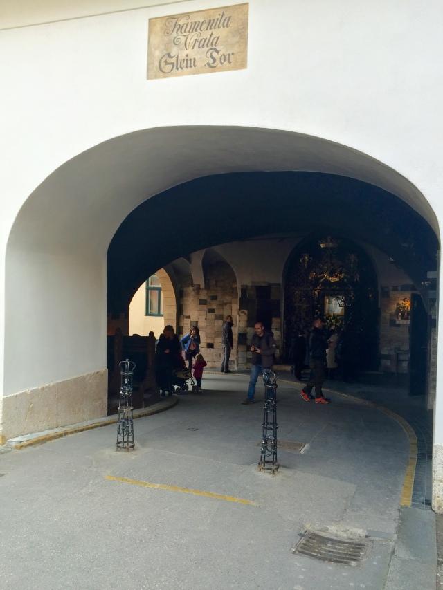 stone gate (kamenita vrata)