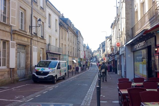 bayeux street