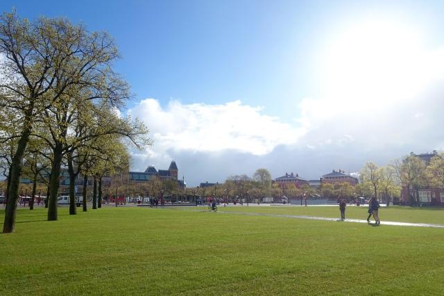 sunshine + iamsterdam