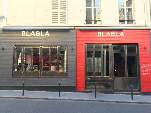 blabla bar :)