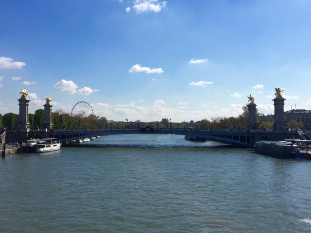 pont alexandre iii bridge I think