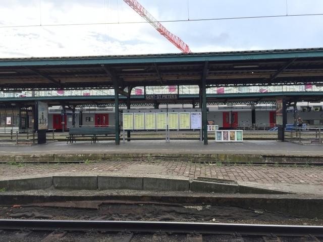 gent-saint peter station