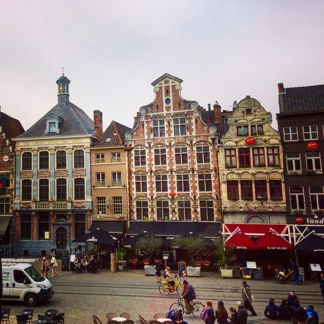 Groenmarkt - Ghent