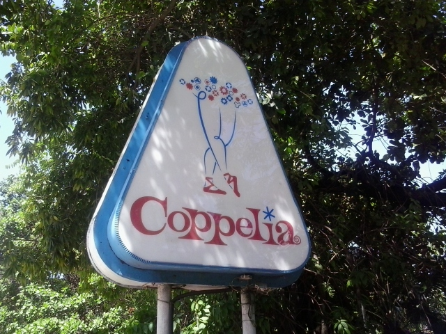 coppelia sign